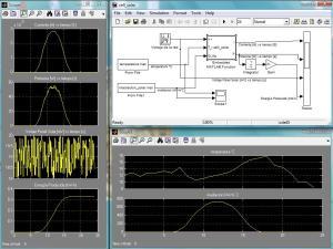 Modelo de Célula Solar considerando Irradiancia y Temperatura con Matlab/Simulink