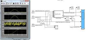 Generador fotovoltaico en modelo de Microgrid de Energía N° 1 usando Matlab/Simulink