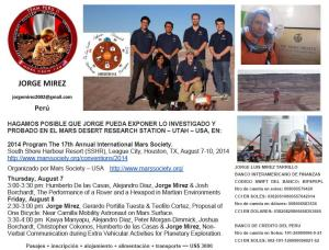 help_convention_annual_mars_society_jorge_mirez