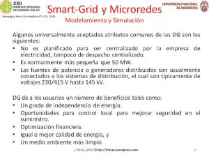 XXII Simposio Peruano Energía Solar Jorge MIREZ 2015 Diapositiva10