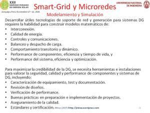 XXII Simposio Peruano Energía Solar Jorge MIREZ 2015 Diapositiva11