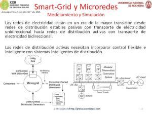 XXII Simposio Peruano Energía Solar Jorge MIREZ 2015 Diapositiva12