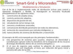XXII Simposio Peruano Energía Solar Jorge MIREZ 2015 Diapositiva13