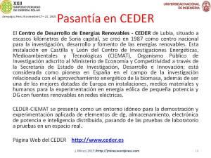 XXII Simposio Peruano Energía Solar Jorge MIREZ 2015 Diapositiva14