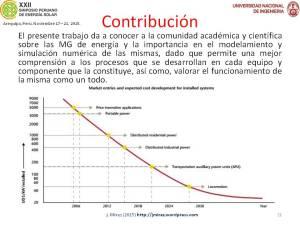 XXII Simposio Peruano Energía Solar Jorge MIREZ 2015 Diapositiva21