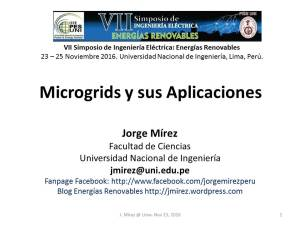 microgrids and applications uni symposion electrical engineering pes ieee nov 2016